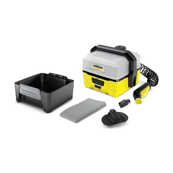 Мобилна водоструйна машина Karcher OC 3 + Pet 1