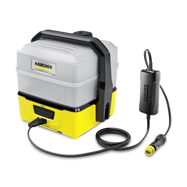 Мобилна водоструйна машина Karcher OC 3 Plus Car 1